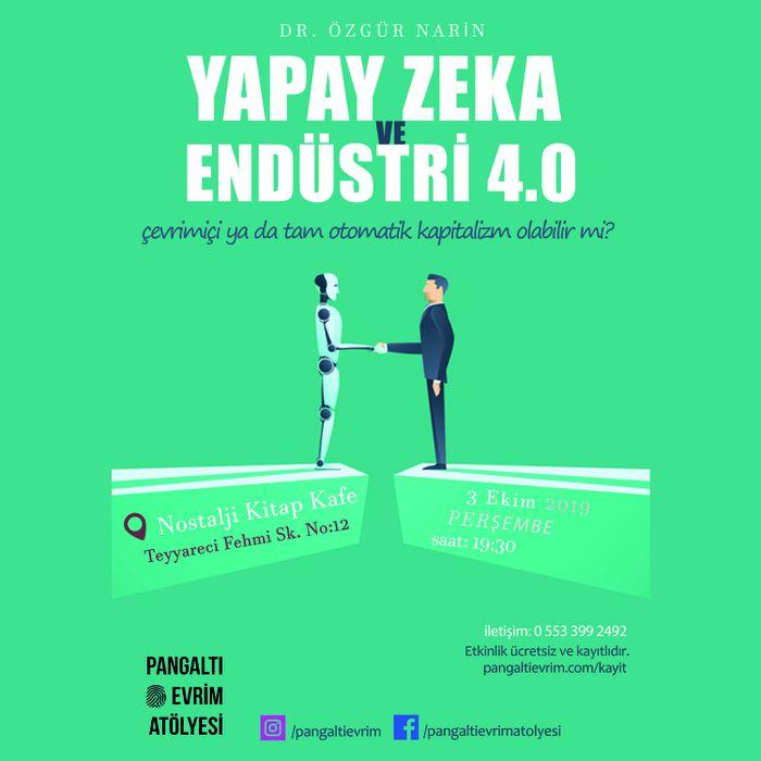 Yapay Zeka ve Endüstri 4.0