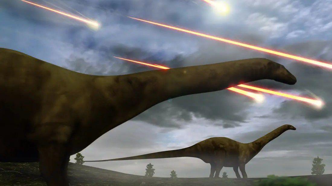 Eğer 66 Milyon Yıl Önce Bir Asteroit Çarpmamış Olsaydı, Dinozorlar Günümüzde Halen Hüküm Sürüyor Olabilirdi!