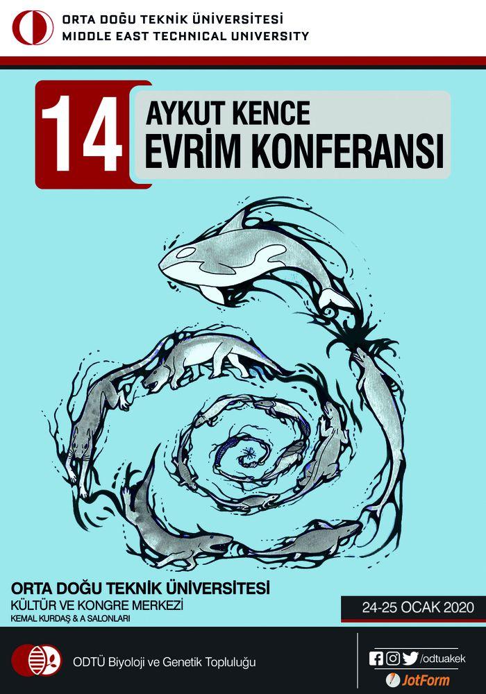 14. Aykut Kence Evrim Konferansı