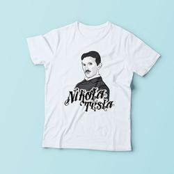 Nikola Tesla Bilim Tişörtü