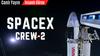 Astronotlar Crew Dragon ile ISS'e Gidiyor! SpaceX Crew 2 Canlı Yayını
